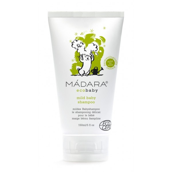 Baby sampon delicat - formula noua - Madara