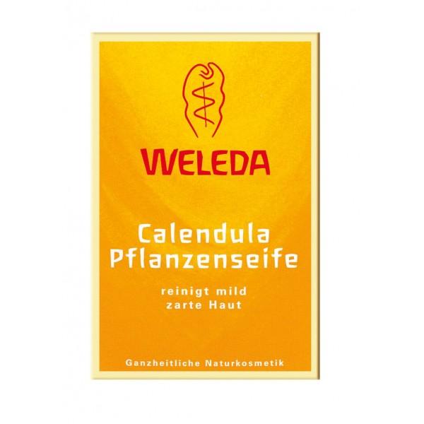 Baby Sapun vegetal cu galbenele - Weleda