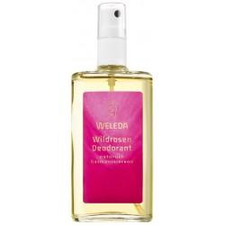 Deodorant cu trandafir salbatic 100ml - Weleda