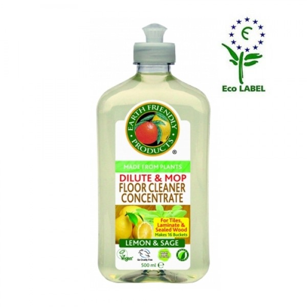 Solutie superconcentrata podele - Earth Friendly