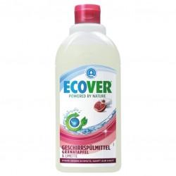 Detergent lichid pentru vase cu rodie si lime - Ecover