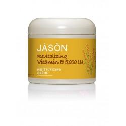 Crema de fata hidratanta cu Vitamina E  - Jason