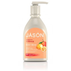 Gel dus satinat cu citrice 900ml - Jason