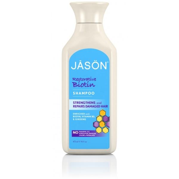 Sampon Biotin intarire - Jason