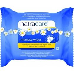 Servetele umede igiena intima - Natracare