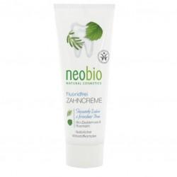Pasta de dinti fara fluor - Neobio