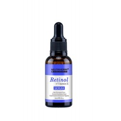 Serum cu Retinol si Vitamina E 100 % Natural, 30 ml - Neutriherbs