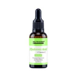 Serum pentru ten cu Acid Hialuronic, 30 ml - Neutriherbs