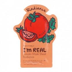 Masca faciala I'm Real cu Rosii - TONYMOLY