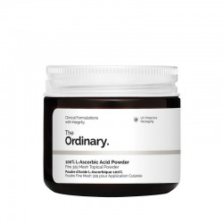 100% Pulbere de Acid L-Ascorbic - The Ordinary