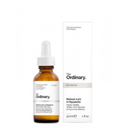 Retinol 0.5% in Squalane - The Ordinary
