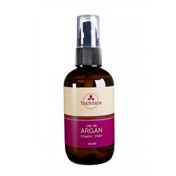 Ulei Argan Virgin - 100ml - Trio Verde