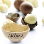 Unt din nuci de Macadamia, 100g - Akoma Skincare