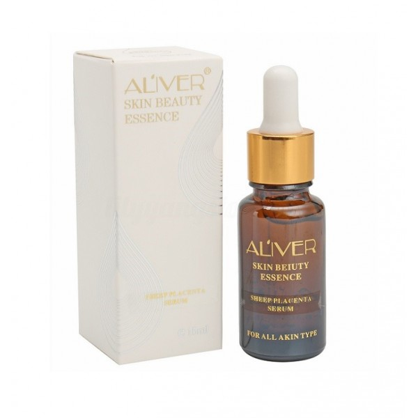 Serum Antirid cu Vitamina C, 15 ml - AL'IVER