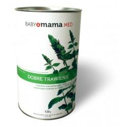 Ceai de plante Digestie Usoara - BabyMama Med | Longeviv.ro