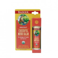 Balsam aromaterapie, Cheerful Mind - Badger