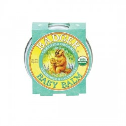 Mini balsam pentru bebelusi, Baby Balm Badger - Badger