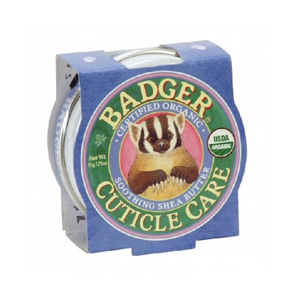 Mini balsam pentru cuticule si unghii, Cuticle Care Badger - Badger