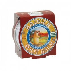 Mini balsam pentru picioare obosite, calcaie crapate, Foot Balm Badger - Badger