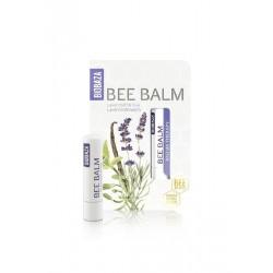 Balsam de buze cu lavanda si vanilie - BIOBAZA