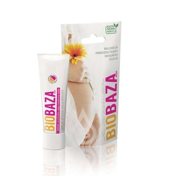 Balsam natural pentru mameloane - BIOBAZA MAMA