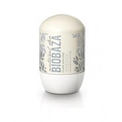 Deodorant natural pentru femei PURE NATURE (neutru) - BIOBAZA