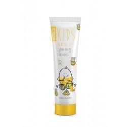 Pasta de dinti naturala pentru copii 1+ cu aroma de ananas - BIOBAZA