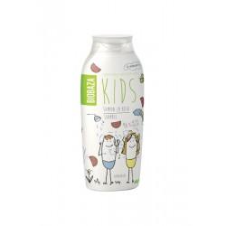 Sampon natural pentru copii cu aroma de pepene - BIOBAZA