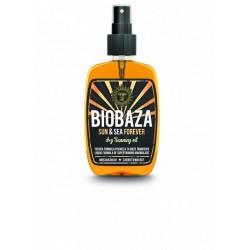 Ulei natural de plaja pentru bronz intens - BIOBAZA