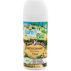 Deodorant bio roll-on Vanilie - Born to Bio