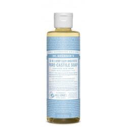 Sapun lichid 18-in-1 Fara Parfum pentru bebelusi - Dr. Bronner's