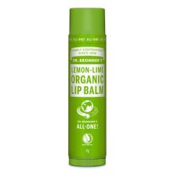 Balsam de buze organic cu Citrice si Lime - Dr Bronner's