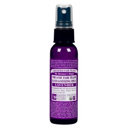 Spray de maini dezinfectant cu lavanda - Dr Bronner's