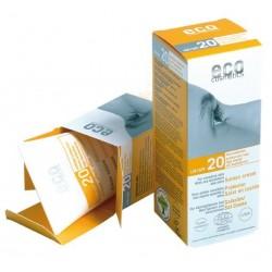 Crema bio protectie solara FPS 20 - Eco Cosmetics