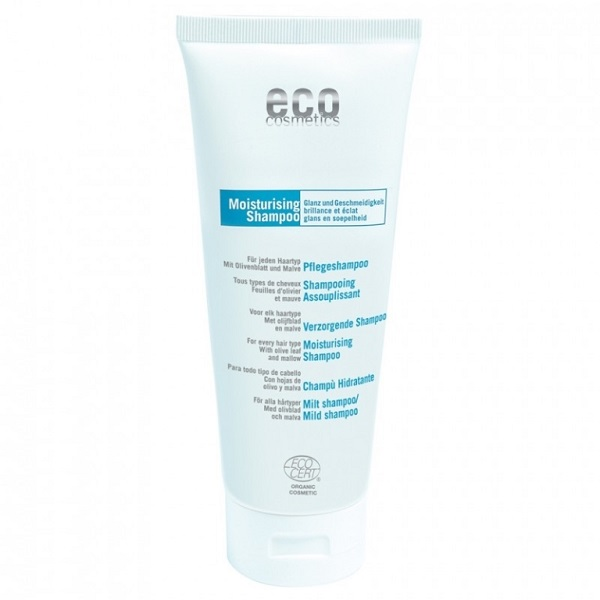 Sampon bio hidratant cu nalba si maslin - Eco Cosmetics