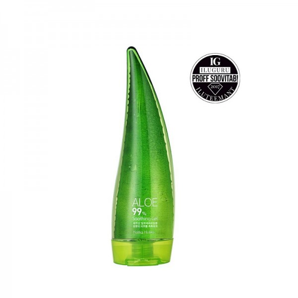 Gel calmant cu 99% Aloe Vera, 55ml - Holika Holika