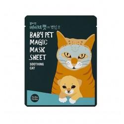 Masca faciala, Baby Pet Magic Pisica, 22ml - Holika Holika