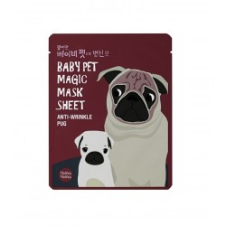 Masca faciala, Baby Pet Magic Pug, 22ml - Holika Holika