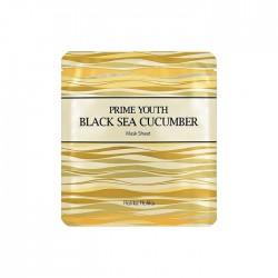 Masca Prime Youth cu extract de castravete de mare negru - Holika Holika