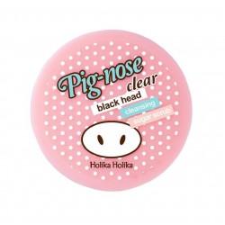 Scrub din zahar impotriva punctelor negre Pig Nose - Holika Holika