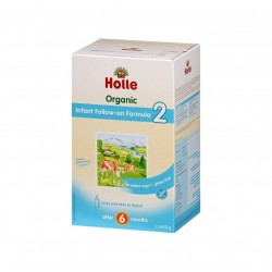 Lapte praf organic Formula 2 - Holle