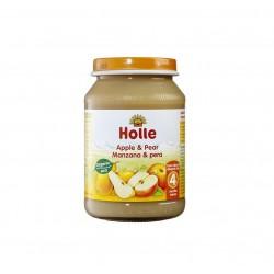 Piure de mere si pere - Holle