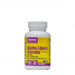 Alpha Lipoic Sustain 300mg - Jarrow Formulas