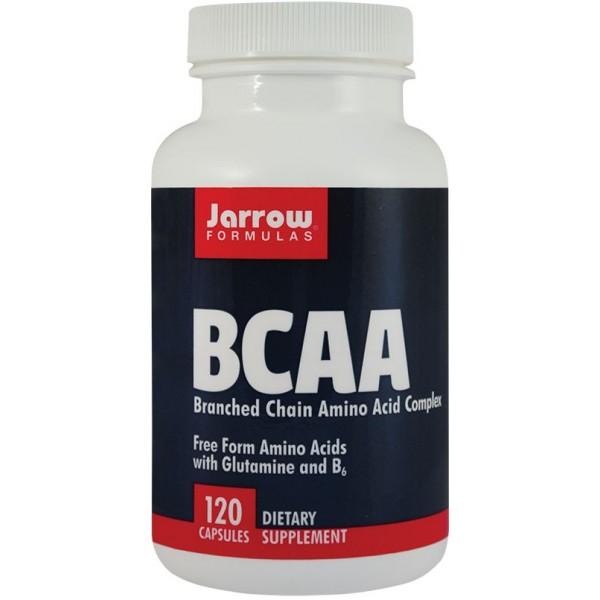 BCAA-Branched Chain Amino Acid Complex - Jarrow Formulas | Longeviv.ro