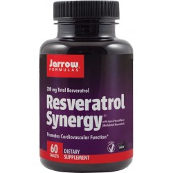 Resveratrol Synergy 200 - Jarrow Formulas