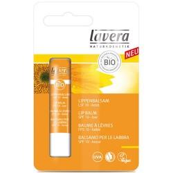 Balsam de buze cu protectie solara FPS 10 - LAVERA