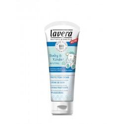 Crema protectoare pentru copii, Extra Sensitive, fara parfum - Lavera