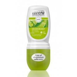 Deodorant roll-n bio Lime si Verbina  - LAVERA