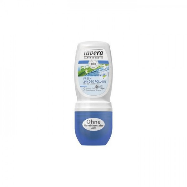 Deodorant roll-on Fresh protectie maxima - Lavera