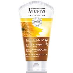 Lotiune autobronzanta pentru corp cu ulei de macadamia - LAVERA